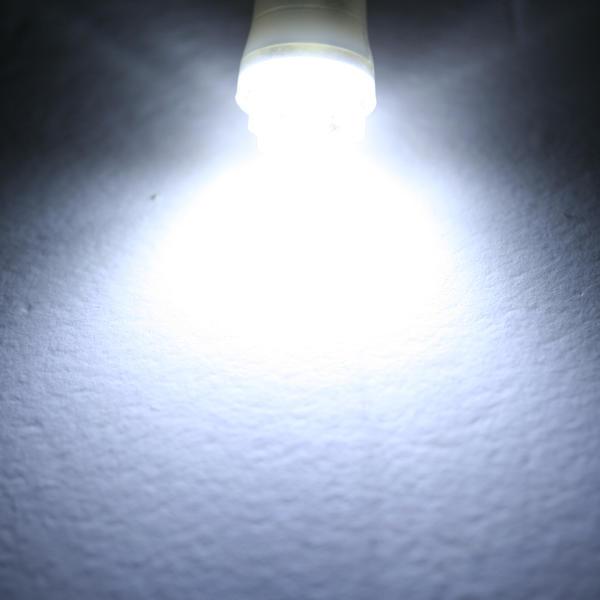 6x bombillas led coche 12v t10 para luces exteriores for Luces exterior bombillas