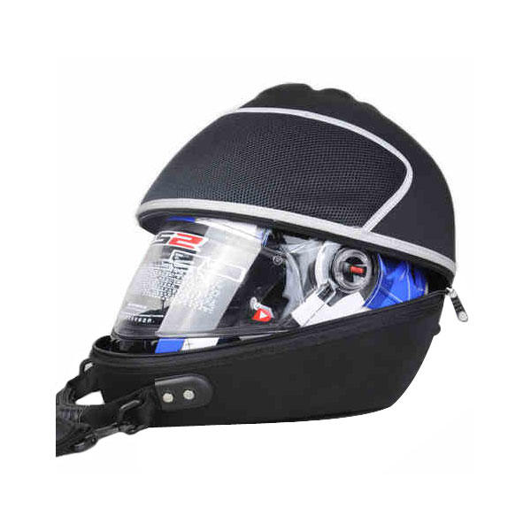 Motorcycle Helmet Bag Cover Breathable Nylon PE Portable Handle