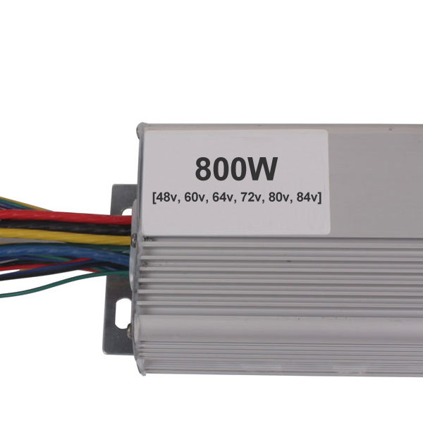 Speed Regulator Controller 800W Motor Scooter 48V-84V E-bike