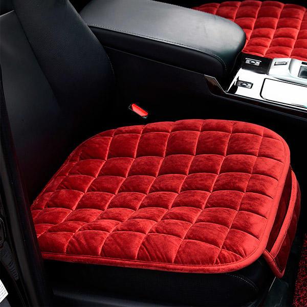 coussin de si ge voiture universel mousse poche 49x52cm 5. Black Bedroom Furniture Sets. Home Design Ideas