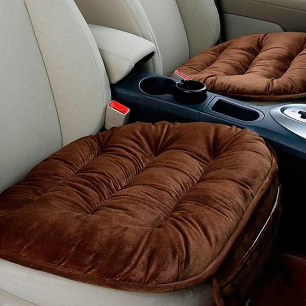 coussin thermique si ge voiture bureau coton poche 5 couleurs. Black Bedroom Furniture Sets. Home Design Ideas