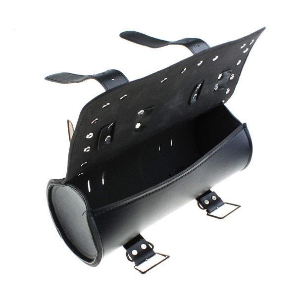 Bolsa Em Couro Para Ferramentas : Alforge moto bolsa para ferramentas bauleto em couro
