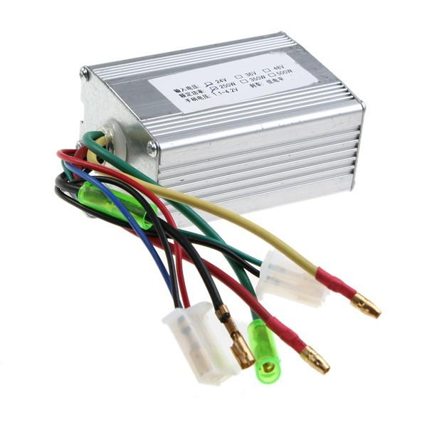24V 250W Speed Controller Motor Control for Electric Scooters