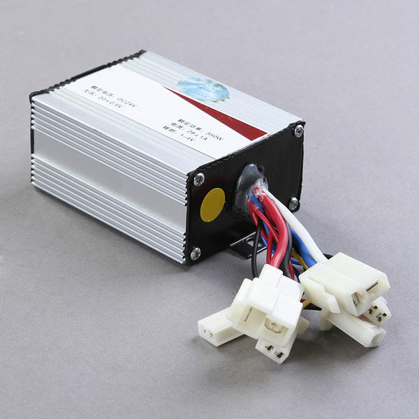 36V Speed Controller Brushed 350W - 500W for Electric Bikes Scooters