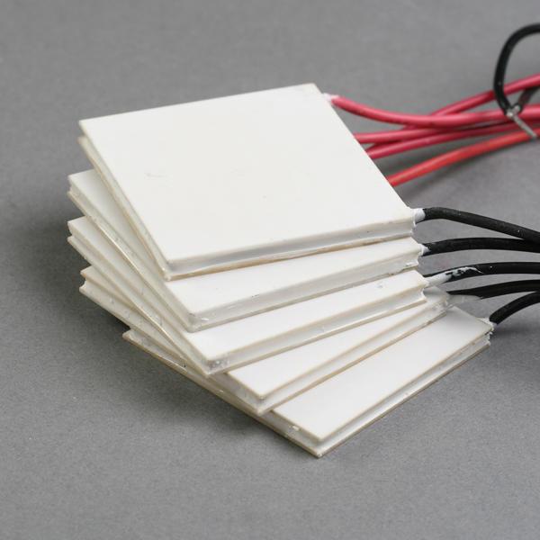 5 Celula Peltier Calentador Refrigerador termoelectrico 91.2W TEC 12V
