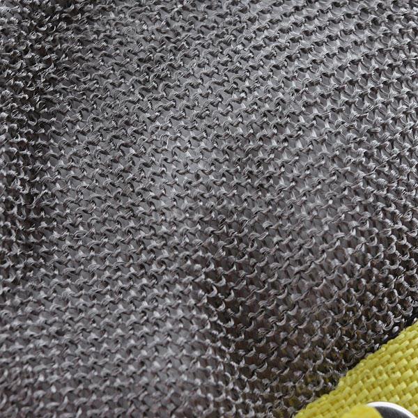 62c884f250dce Gant Anti Coupre de Sécurité Industriel Maille 100% d'Acier Inoxydable