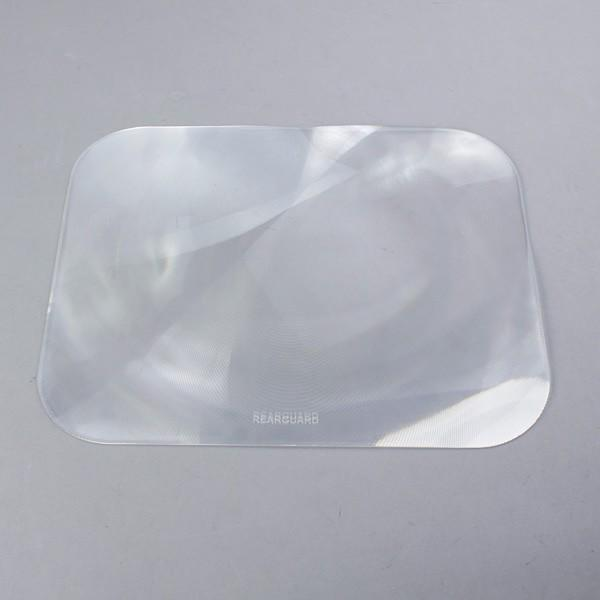 "Fresnel Lens with Suction Pad 8x10"" 20x26cm for Car Rear Windshield"