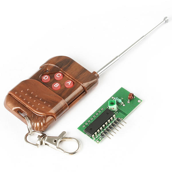 433Mhz Radio Wireless Controller with Remote for Garage Door