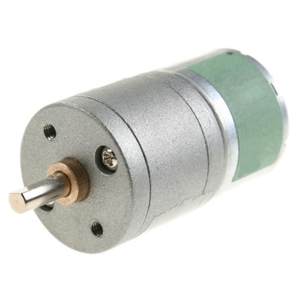52rpm Mini Electric Motor High Torque 3v Dc 25mm Vending