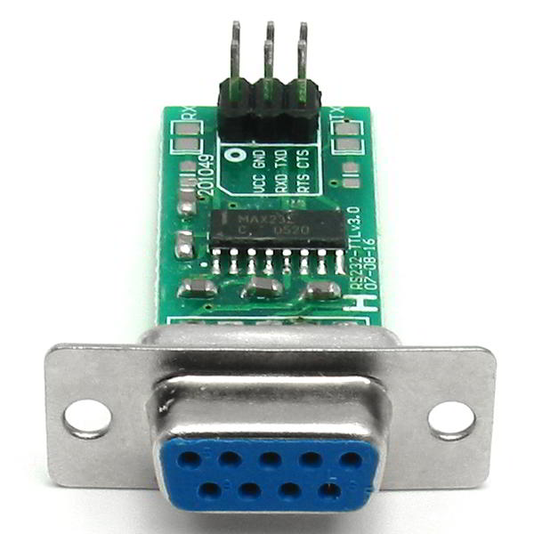 MAX232 RS232 to TTL Converter Board Serial Port Adapter PIC Atmel