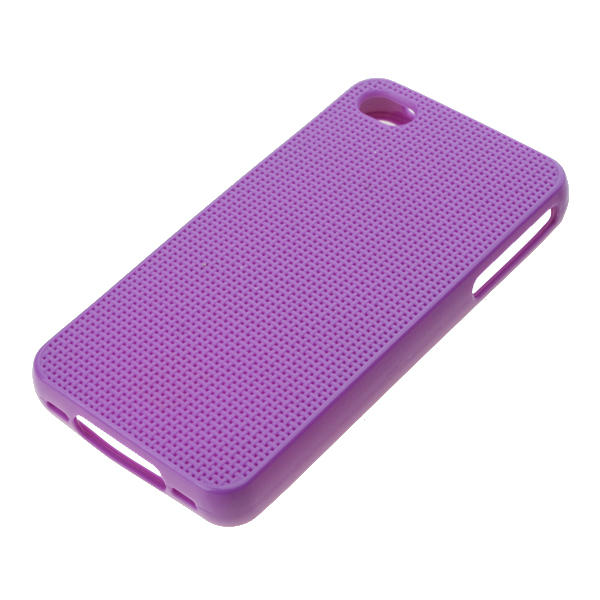 Funda para iphone 4 diy para personalizar punto de cruz purpura - Personalizar funda iphone ...
