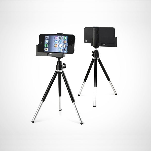 Flexible Mini Tripod for SmartPhone Rotatable Mobile Stand with holder