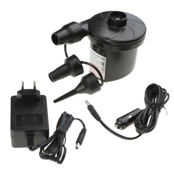 Bomba Hinchador Inflador electrico para colchones y juguetes