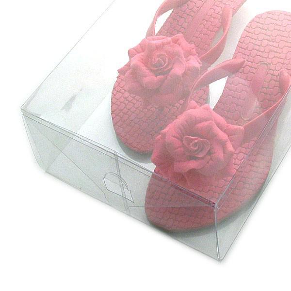 6 caixas organizadoras para sapatos transparentes pl stico - Cajas transparentes para zapatos ...
