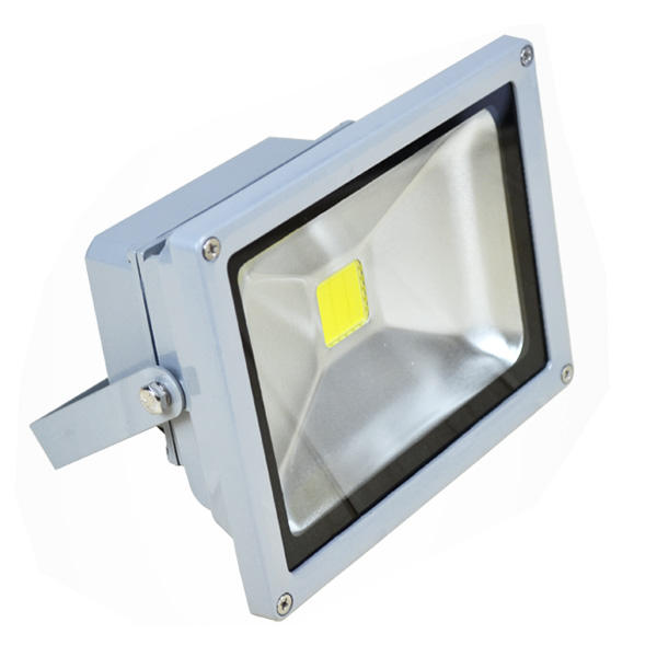 Foco led 20w reflector luz exterior proyector blanco for Focos led exterior 50w