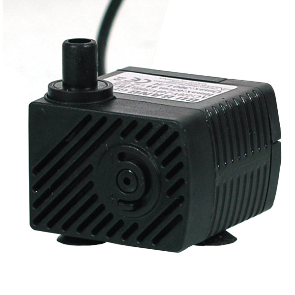 Mini Submersible Water Pump 220V 4W for Aquarium Pond 380L/H in ABS