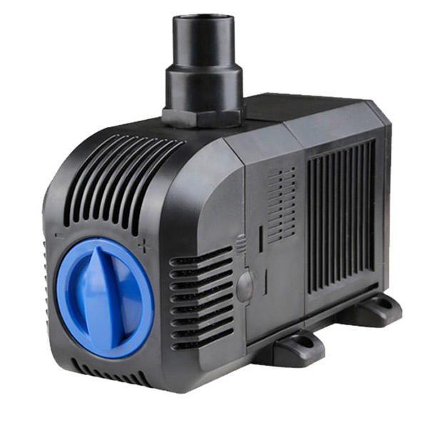 Pond water pump 100 watts aquarium 6000 liters hour small for Small pond water pump