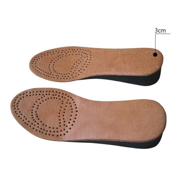 how to clean insoles of leather shoes