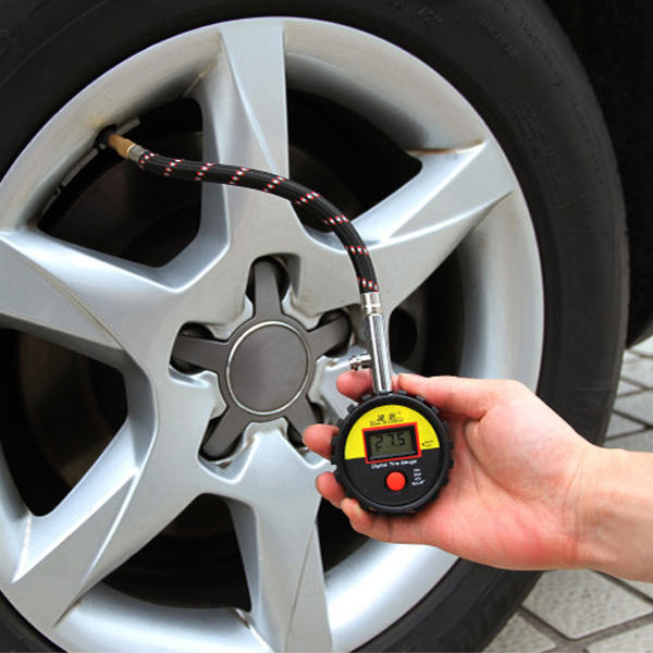 Digital Tyre Pressure Gauge Air Meter Portable with Quick Release