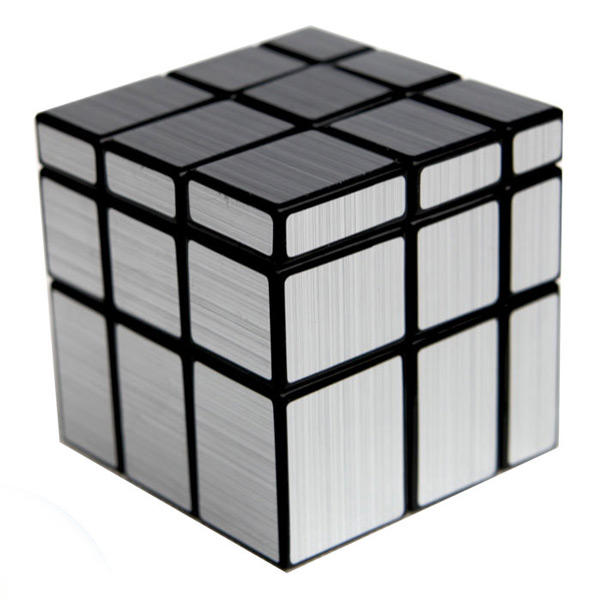 Cube shengshou magique miroir 3x3x3 mirror rubik jeu puzzle for Cube miroir habitat