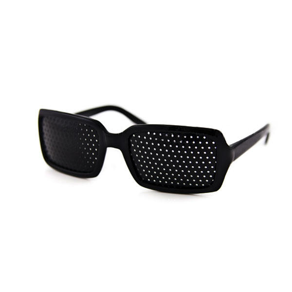 Squared Pinhole Glasses for eyesight improve Pin hole Eyeglasses