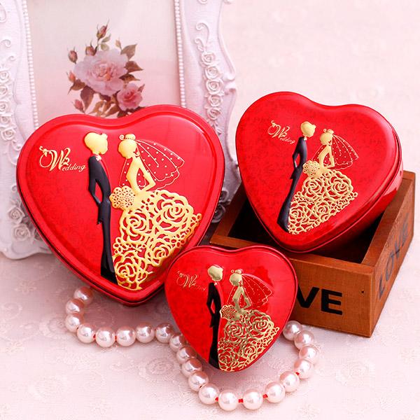 25 geschenk doosjes huwelijksgunsten hartvormig bruiloft bonbons. Black Bedroom Furniture Sets. Home Design Ideas